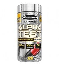 Pro Series ALPHA TEST (120 Rapid-Release Bio Capsules)