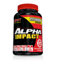 S.A.N. Alpha Impact (120cap)
