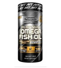 Platinum 100% OMEGA-3 Fish Oil (100cap)