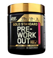 ON Gold Standard Pre-Workout (30 порций)