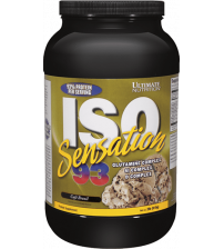 Ultimate Nutrition ISO Sensation (910g)