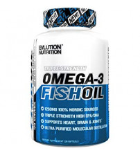 EVL Fish Oil (60 Softgels)