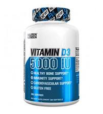 Витамин D3 5000IU (360cap)