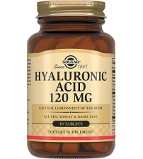 Hyaluronic acid 120mg (Гиалуроновая кислота)