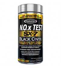 MuscleTech N.O.X Test SX-7 Black Onyx