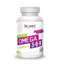 Bionic Omega 3-6-9 (60сaps)