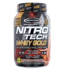 Nitro Tech 100% WHEY Gold (999g)