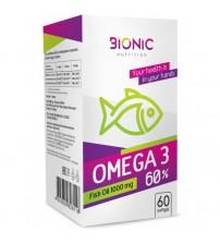 Bionic Omega-3 60% (60caps)