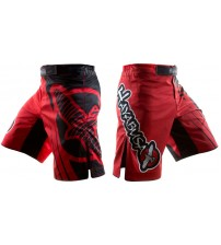 Hayabusa Chikara Recast Performance Shorts - Red
