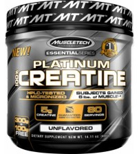 Platinum 100% Creatine (400g)