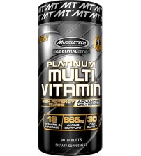 MuscleTech Platinum Multivitamin (90 tab)