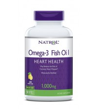 Natrol Omega-3 Fish Oil 1000mg (150cap)
