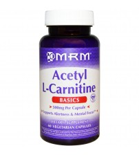 Acetyl L-Carnitine 500 mg MRM (60кап)