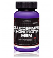 Glucosamine & Chondroitin + MSM (Ultimate Nutrition) 90 tab