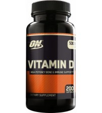 ON Vitamin D (200cap)