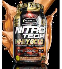 Nitro Tech 100% WHEY Gold (999g)