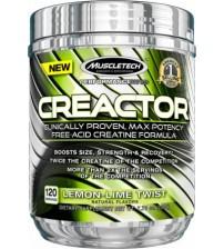 MuscleTech-Creactor (120 порц)