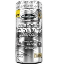 Platinum 100% Carnitine (180 caps)